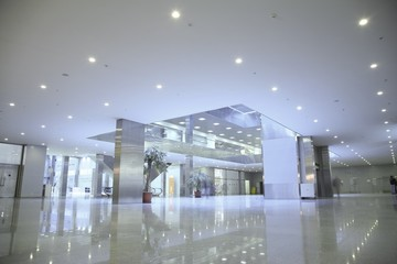 Interior of business center 2