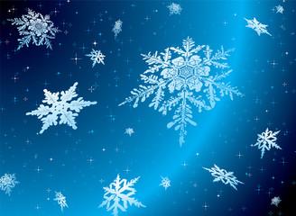 starry snowflake