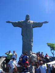 Le Christ Redempteur - Rio de Janeiro
