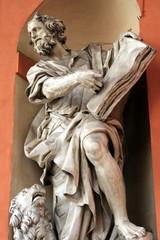 Statue de San Luca