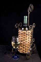 Vino bianco sapori mediterranei