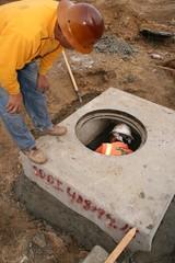 underground,construction,work