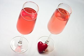 Valentine drinks
