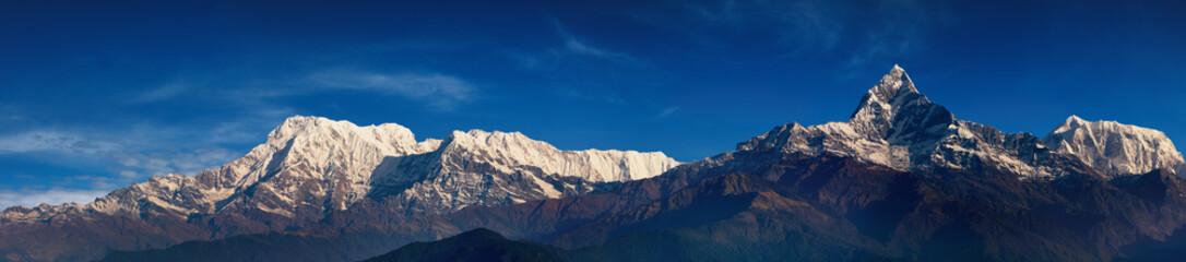 Wall Murals Nepal Himalayan panorama