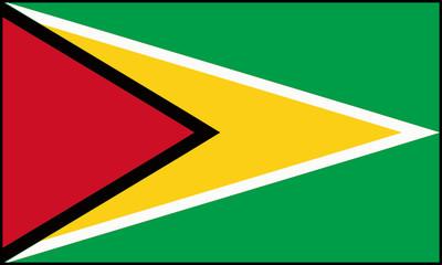 Drapeau du Guyana