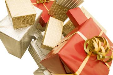 Gift's pile
