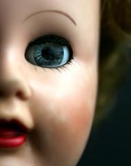 Doll Up Close
