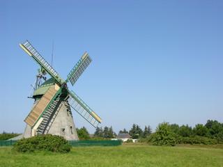 Windmühle auf Amrum