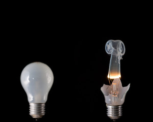life of lamp