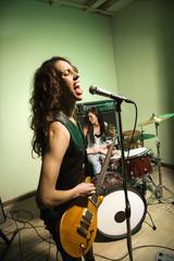 Girl band.