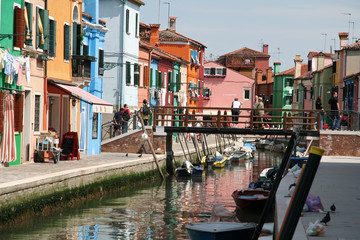 burano et canal