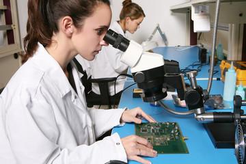Women Technicians