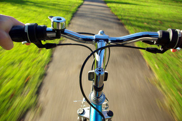 Bicylcing