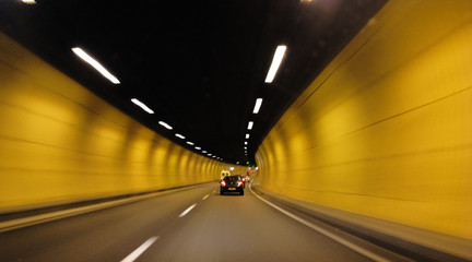 Papiers peints Tunnel tunnel