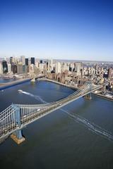 Manhattan Bridge, NYC.