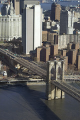Brooklyn Bridge, NYC.