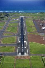 Maui, Hawaii airport.