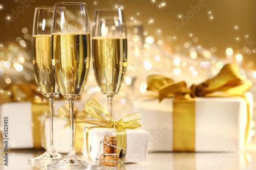 шампанское подарок праздник без смс