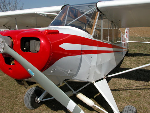 Avion rustique