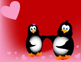 Loving Penguins