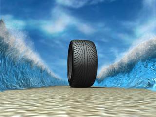 Sport tyre
