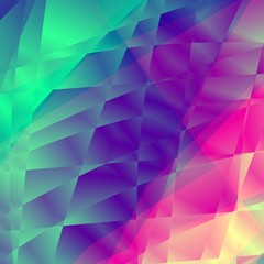 an abstract design