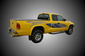 Wall Mural - PICK UP USA ref 1772 A
