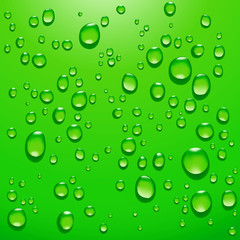 realistic water droplets; check my gallery for more