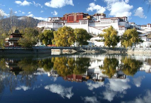 Potala -dalai lama residence