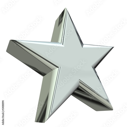 Silver 3d star stock photo and royalty free images on for 3d star net