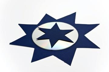 cd-DVD - Dekoration - freigestellt