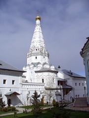 Sergiev Posad. St. Sergius' Trinity monastery. Russia