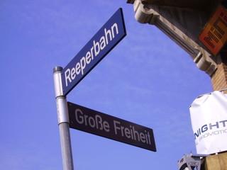 Reeperbahn/Große Freiheit