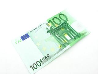 100 euros bank note