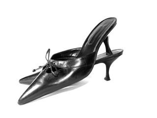 Sexy black shoes