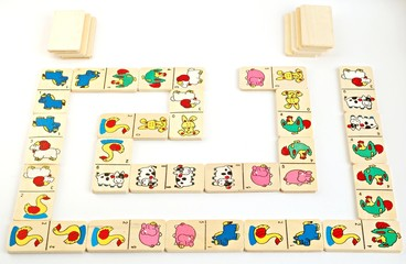 Farm dominoes