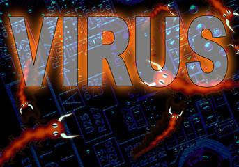 Vorsicht Virus