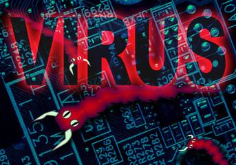 Virus on board