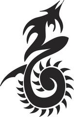 Tatoo, abstract symbol