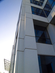 White Office Building