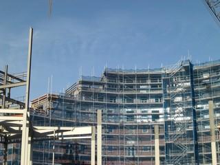 Shopping Centre Construction