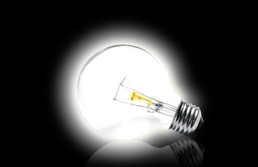 ligthining bulb, electricity,