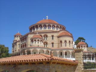 Eglise en Grèce