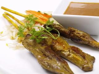 malaysische curry rind