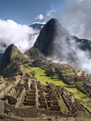 Poster South America Country Machu Picchu (Peru)
