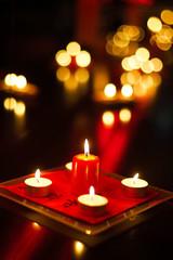 decoration; christmas; candle; celebration; new year