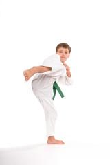 7yo Green Belt