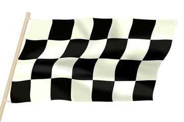 Zielflagge 1