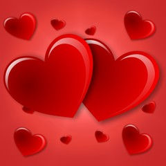 tarjeta amor