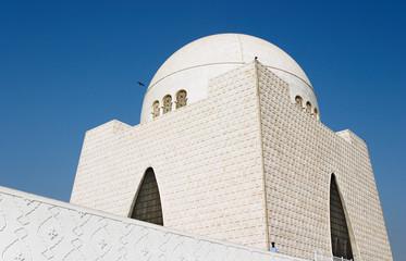 Mazar-e-Quaid- mausoleum of the founder of Pakistan